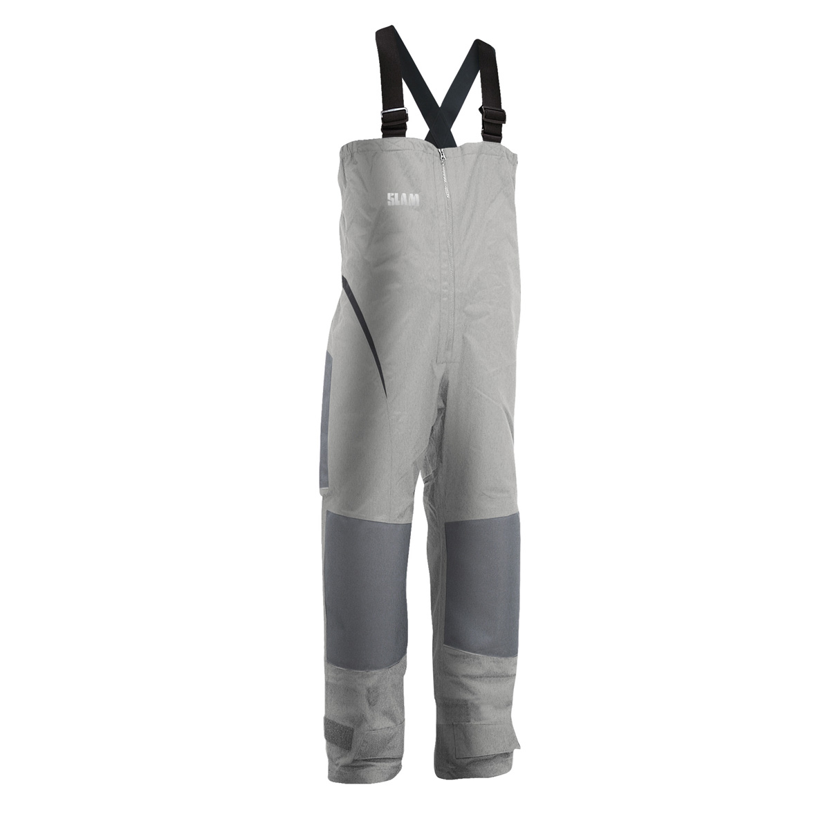 Force 1 Bibs - grey -xxl-3xl
