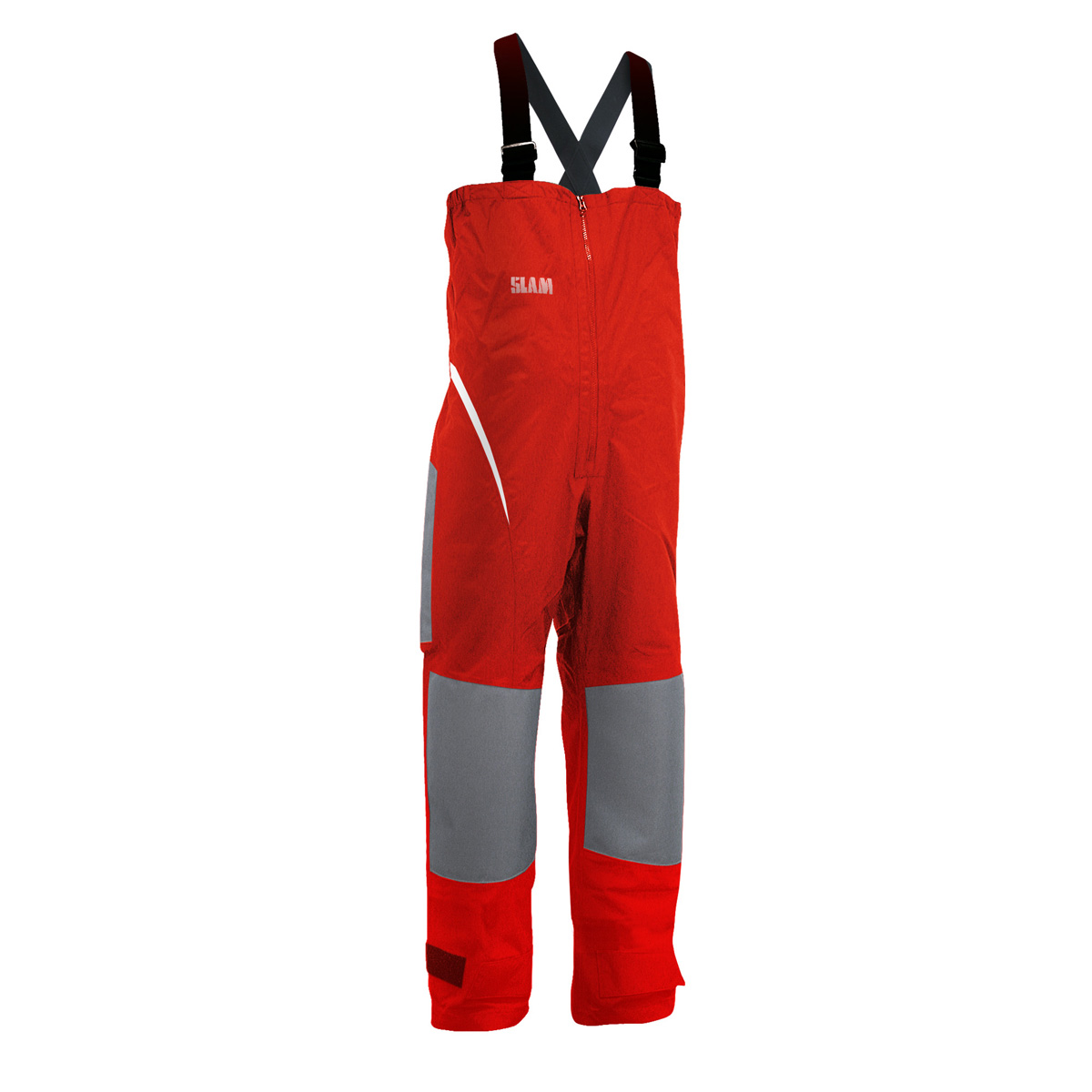 Force 1 Bibs - man - red