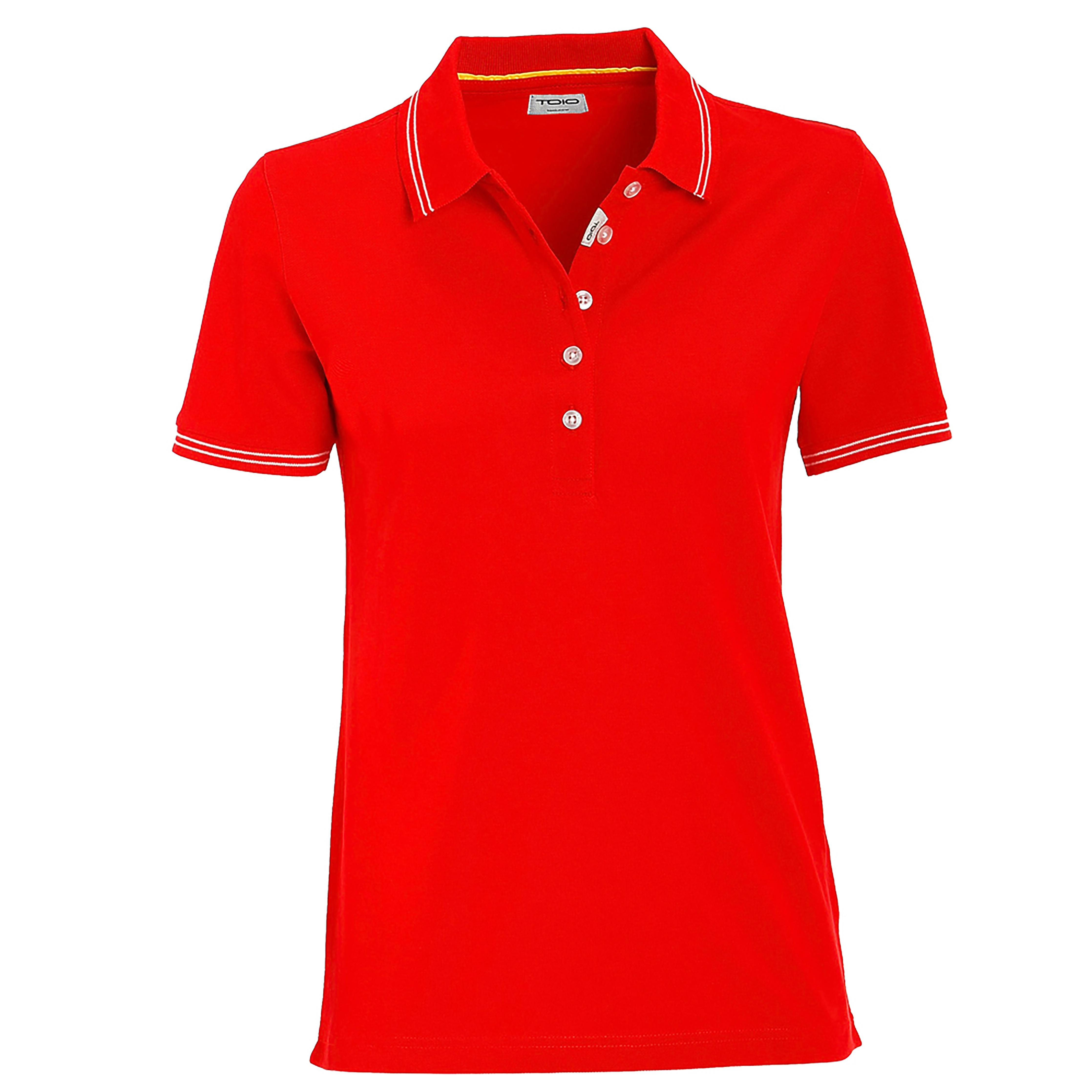 Toio - Bay polo shirt - woman