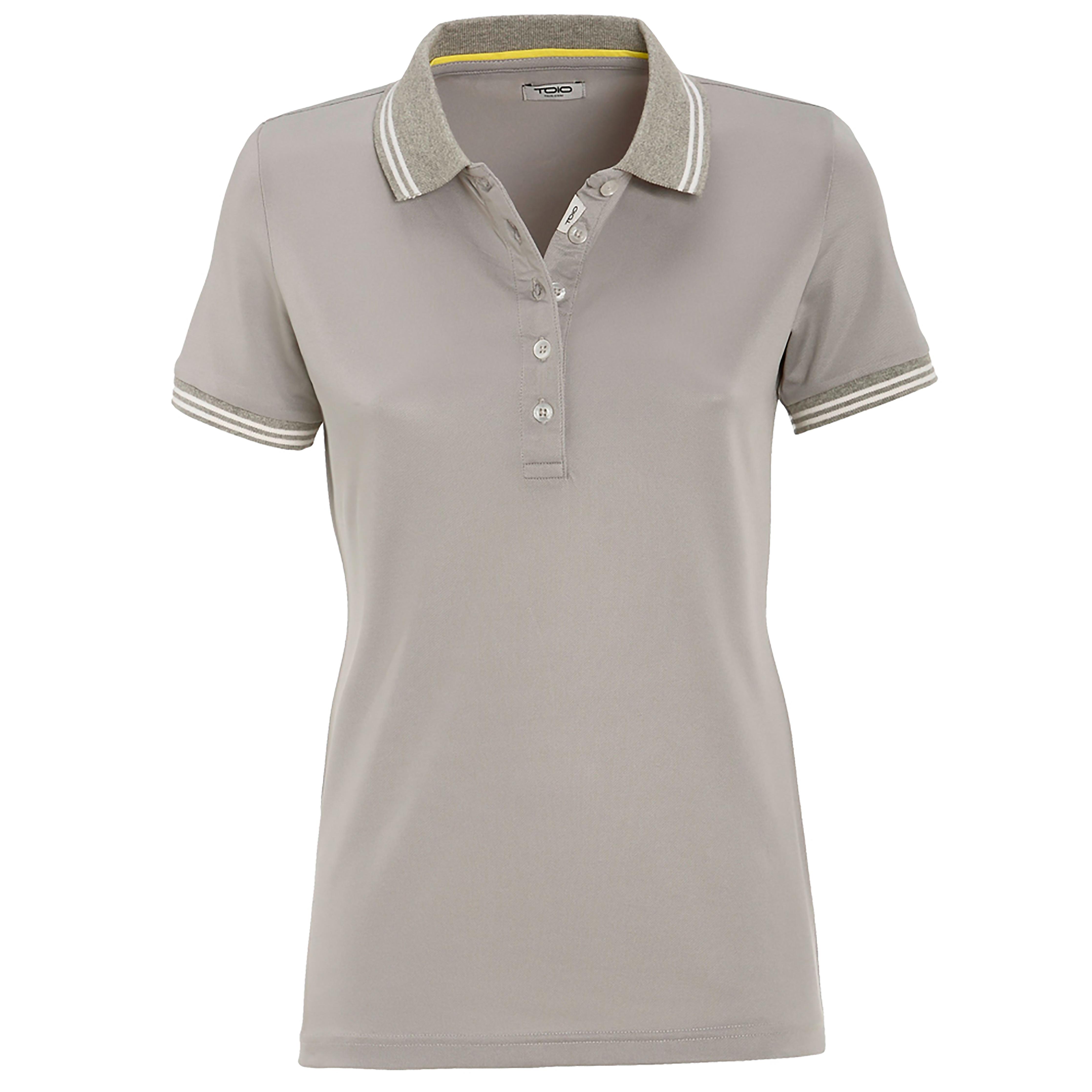 Toio Bay Techno Polo Shirt Basic Woman
