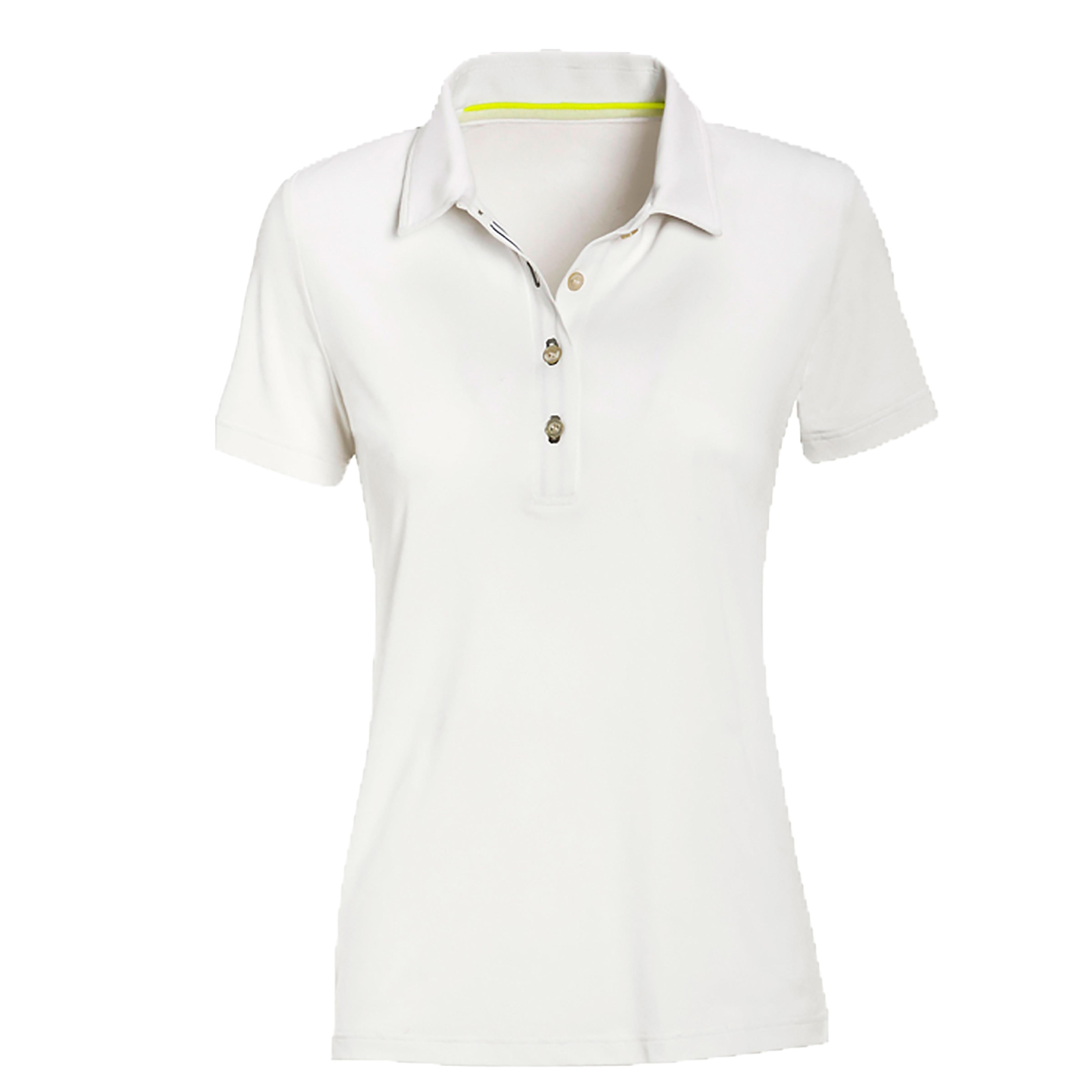 Toio Bay Techno Polo Shirt Woman